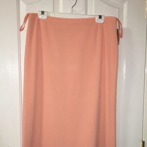 Brand new light pink skirt